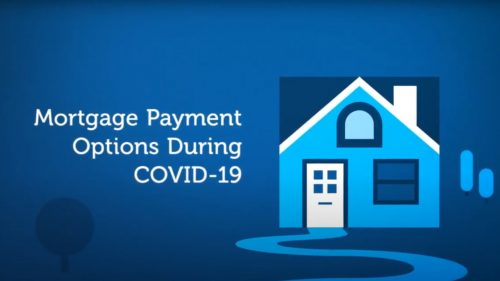 Mortgage Payment Options During COVID-19